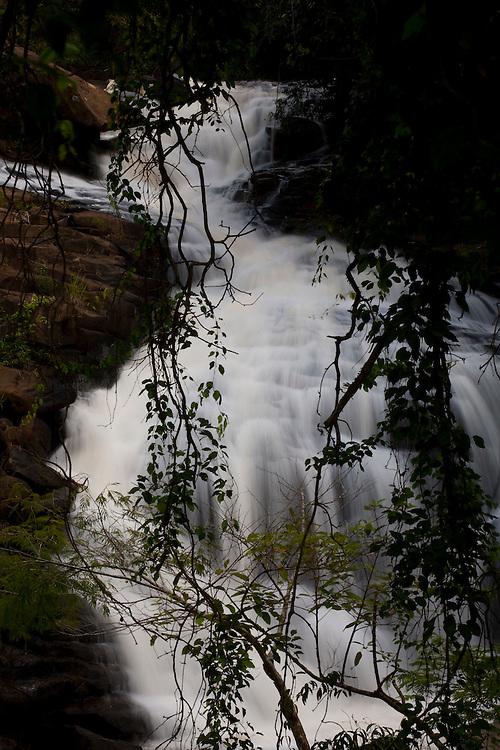 Conceicao do Castelo_ES, Brasil...Cachoeira do Vargas em Conceicao do Castelo...Vargas waterfall in Conceicao do Castelo...Foto: LEO DRUMOND / NITRO
