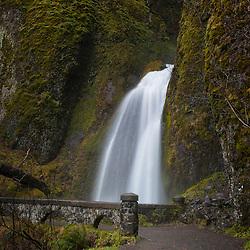 Wahkeena Falls, Columbia rover gorge