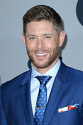 May 17, 2018 - New York, NY, USA - May 17, 2018  New York City..Jensen Ackles attending arrivals for The CW Network Upfront presentation on May 17, 2018 in New York City. (Credit Image: © Kristin Callahan/Ace Pictures via ZUMA Press)