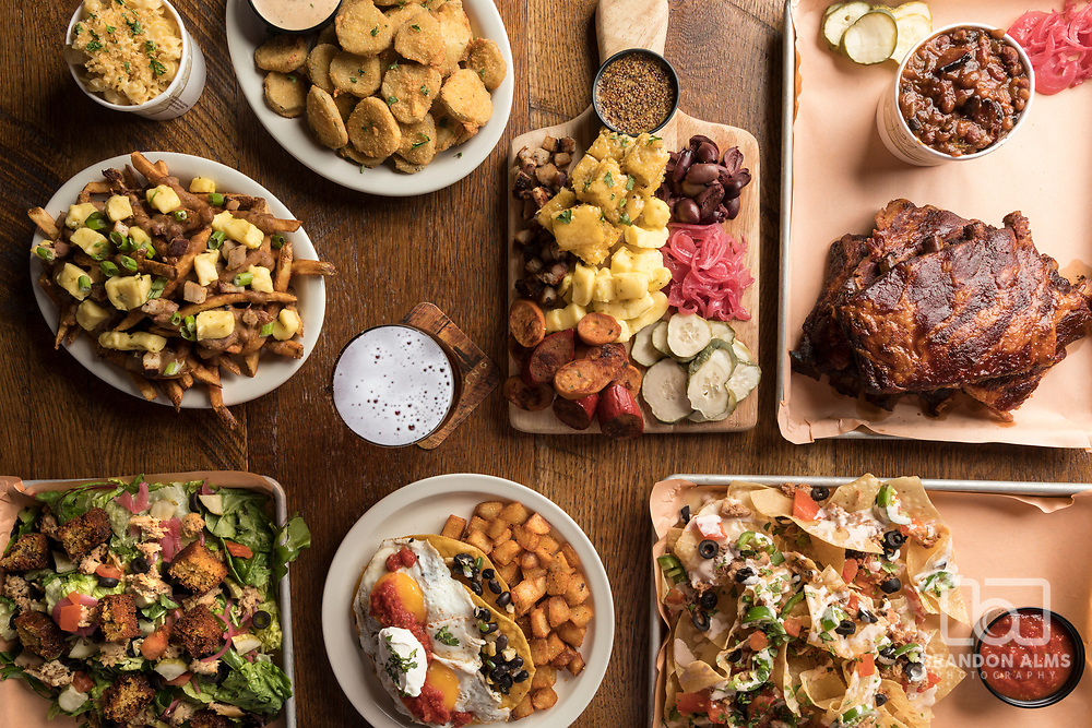 Food and drink photos at Lost Signal Brewing Company taken on August 20, 2017.