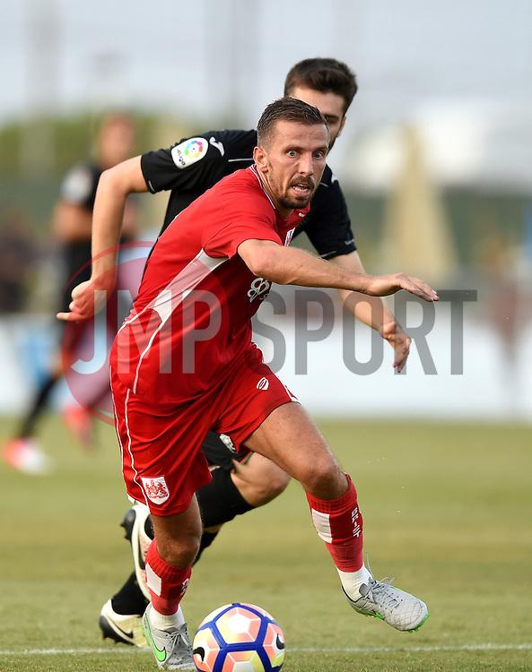 Gary O'Neil of Bristol City  - Mandatory by-line: Joe Meredith/JMP - 20/07/2016 - FOOTBALL - Pinatar Arena - San Pedro del Pinatar, Murcia - Granada v Bristol City - Pre-season friendly