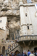 Rocamadour is a commune in the Lot department in southwestern France