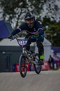 2018 UEC European Elite Championships, Glasgow (UK)<br /> TOURNEBIZE Tristan  #514 (FRANCE)