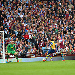Aston Villa v Arsenal | Premier League  |20 September 2014