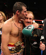 Legendary trainer Enzo Calzaghe dies at 69 - 28 Sept 2018