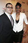 l to r: William Werdy and Ciara at the Billboard's 3rd Annual Women in Music Breakfast held at St. Regis Hotel held on October 24, 2008..The Women in Breakfast was established to recognize extraordinary women in the music industry whii have made significant contributions to the business and who, through their hard work and continued success, inspire generations of women to take on increasing responsibilities within the field.