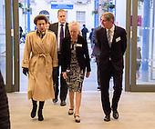 Princess Royal visits GOSH