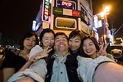 Hongdae. Heimo Aga + friends.