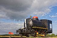 Train in Bolivia, Ciego de Avila Province, Cuba.