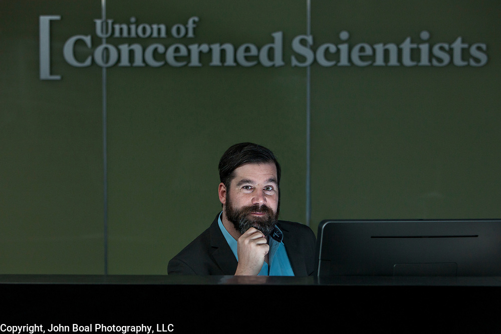 Michael Halpern, manager of strategy and innovation at the Center for Science and Democracy at the Union of Concerned Scientists.  For the Boston Globe
