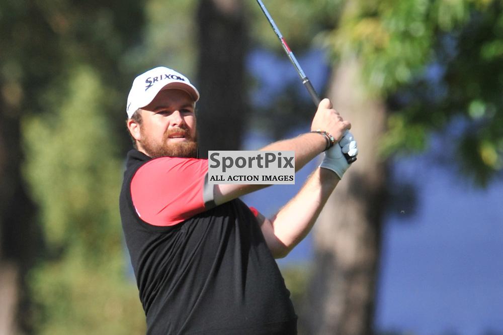 Irelands Shane Lowry laying 3rd with a -5, British Masters, European Tour, Woburn Golf Club, 8th October 2015Shane Lowry Ireland, British Masters, European Tour, Woburn Golf Club, 8th October 2015British Masters, European Tour, Woburn Golf Club, 8th October 2015