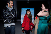 OWAIS KHAN; PREEYA KALIDAS; CAREY HOTCHKIS, ArtSensus presents ' Naked Soul' by Meredith Ostrom in support of Youth for Youth. Howick Place. London. 12 March 2009