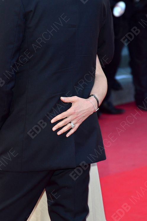 23.MAY.2012. CANNES<br /> <br /> THE PREMIERE OF 'ON THE ROAD' AT THE 65TH CANNES FILM FESTIVAL<br /> <br /> BYLINE: JOE ALVAREZ/EDBIMAGEARCHIVE.CO.UK<br /> <br /> *THIS IMAGE IS STRICTLY FOR UK NEWSPAPERS AND MAGAZINES ONLY*<br /> *FOR WORLD WIDE SALES AND WEB USE PLEASE CONTACT EDBIMAGEARCHIVE - 0208 954 5968*