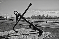 Anchor Landmark, Treasure Island