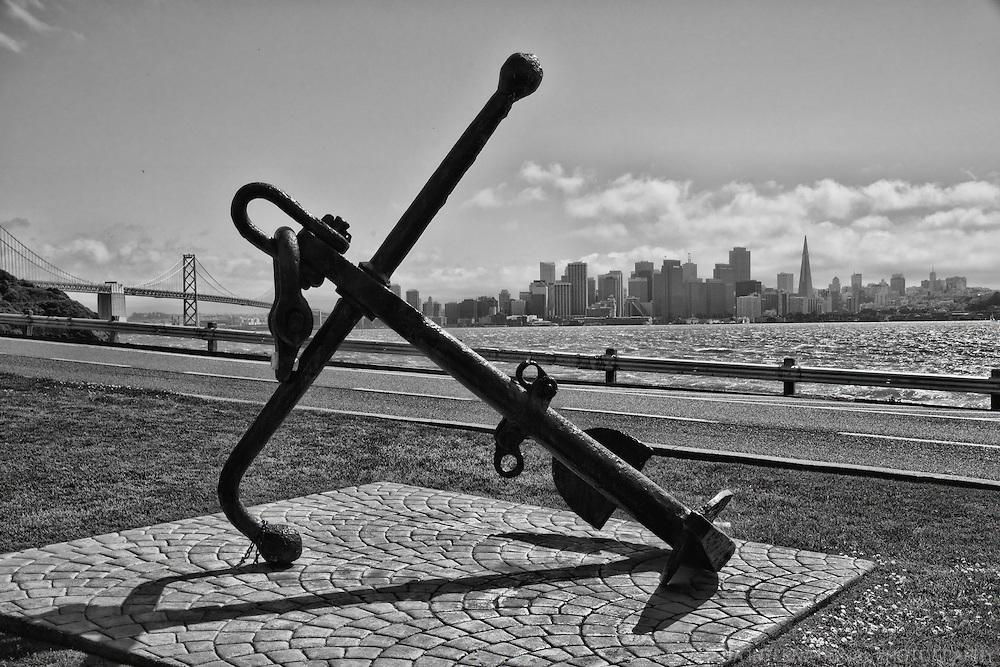 Anchor Landmark, Treasure Island