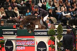 Moneta Luca Maria, (ITA), Connery<br /> Championat of Leipzig<br /> CSIO Leipzig 2016<br /> © Hippo Foto - Stefan Lafrentz