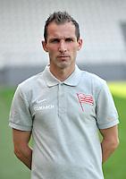 N/z Tomasz Siemieniec - kierownik druzyny<br /> <br /> Cracovia Krakow