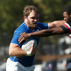 2016-10-29 Duke rugby vs. Lord Fairfax Community College