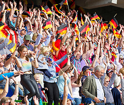 Supporter GER - Alltech FEI World Equestrian Games™ 2014 - Normandy, France.<br /> © Hippo Foto Team - Leanjo De Koster<br /> 31-08-14