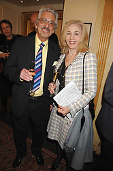 LAURIE HOLLOWAY and SHIRLEY FREEMAN at a tribute lunch for Elaine Paige hosted by the Lady Taverners at The Dorchester, Park Lane, London on 13th November 2007.<br /><br />NON EXCLUSIVE - WORLD RIGHTS