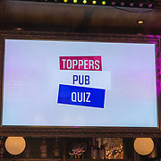 NLD/Amsterdam/20190414 - Pub Quiz in Toppers Café, Toppers Pub Quiz
