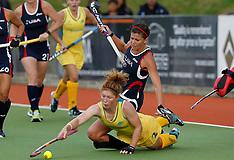 Auckland-Hockey, Four Nations, Australia v USA