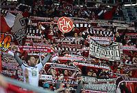 Fussball 1. Bundesliga 2012/2013: Relegation  Bundesliga / 2. Liga  TSG 1899 Hoffenheim  - 1. FC Kaiserslautern          23.05.2013 Fans vom 1. FC Kaiserslautern