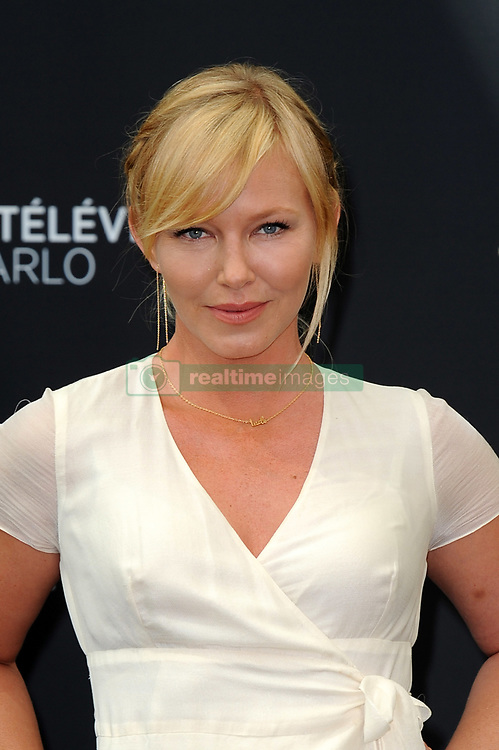 "Monte Carlo, 57th Festival of Television. Photocall ""Law & Order"" pictured: Kelli Giddish"