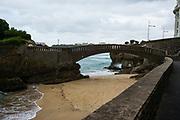 Biarritz city images taken in July 2017, Biarritz, France