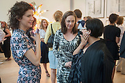 MOLLIE DENT-BROCKLEHURST; JUDITH GREER; H.E. SHEIKHA HOOR AL-QUSIMI;  , Yto Barrada opening. Pace London Soho. Lexington St. and afterwards at La Bodega Negra. Old Compton St. 23 May 2012.