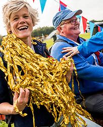 30-09-2017 NED: Nationaal Diabetes Challenge, Arnhem<br /> Vandaag de tweede Nationale diabetes Challenge op Papendal Arnhem. Ruim 3000 mensen die meeliepen aan de tweede geslaagde wandel challenge. Mathilde, Ria