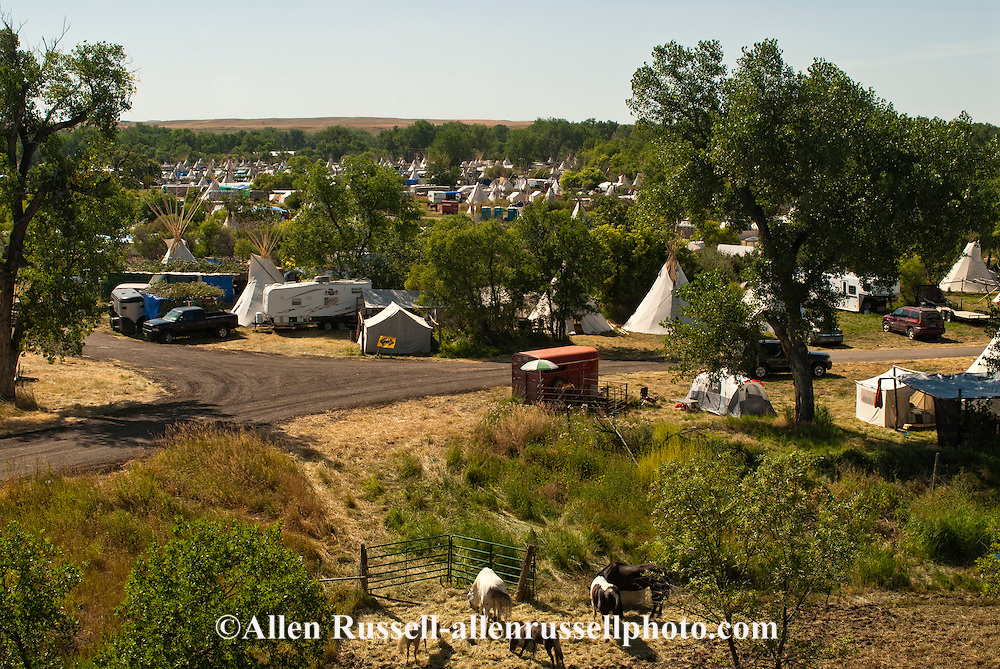Crow Fair, Teepee Capital of the World, Crow Indian Reservation, Montana