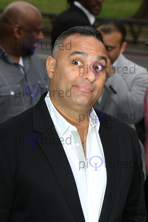 Russell Peters, The Asian Awards, Grosvenor House Hotel, London UK, 17 April 2015, Photo by Richard Goldschmidt