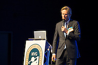 AMERSFOORT - NVG-direkteur Lodewijk Klootwijk.  Nationaal Golf Congres & Beurs (Het Juiste Spoor) van de NVG.     © Koen Suyk.