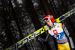 05.01.2013, Paul Ausserleitner Schanze, Bischofshofen, AUT, FIS Ski Sprung Weltcup, 61. Vierschanzentournee, Qualifikation, im Bild Richard Freitag (GER) // Richard Freitag of Germany during Qualification of 61th Four Hills Tournament of FIS Ski Jumping World Cup at the Paul Ausserleitner Schanze, Bischofshofen, Austria on 2013/01/05. EXPA Pictures © 2012, PhotoCredit: EXPA/ Juergen Feichter