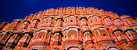 Palace of the Winds (Hawa Mahal), Jaipur, Rajasthan, India