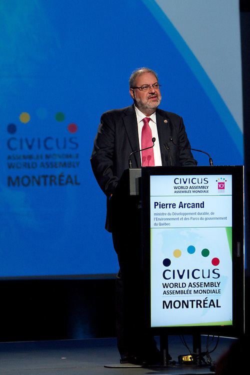 CIVICUS World Assembly Day 3 Plenary 3: Climate Justice: A Momentous Battle for Human Rights