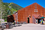 Gondola station, Telluride, Colorado
