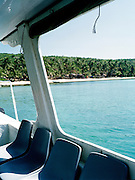View of an island that is part of Phu Quoc's southern archipelago.