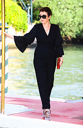 August 30, 2018 - Venice, Italy - Olivia Colman  is seen during the 75th Venice Film Festival, in Venice, Italy, on August 30, 2018. (Credit Image: © Matteo Chinellato/NurPhoto/ZUMA Press)