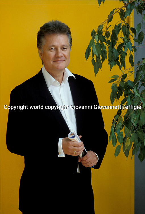 Guido Knopp <br />world copyright Giovanni Giovannetti/effigie