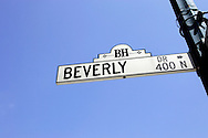 US-LOS ANGELES:  Beverly Drive Beverly Hills .PHOTO: GERRIT DE HEUS