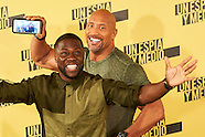 060716 'Central Intelligence' Madrid Photocall