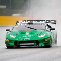 #13, Lamborghini Huracán, Sportech Motorsport, J.Krebs , Lamborghini BlancPain Super Trofeo 2015