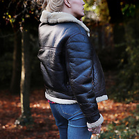 Nederland, Amsterdam, 3 november 2015.<br />Actrice, zangeres Hadewych Minis.<br /><br /><br /><br />Foto: Jean-Pierre Jans