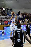 DESCRIZIONE : Capo dOrlando Lega A 2014-15 Orlandina Basket Granarolo Virtus Bologna<br /> GIOCATORE : GIANLUCA BASILE<br /> CATEGORIA : TIRO THREE POINT<br /> SQUADRA : Orlandina Basket<br /> EVENTO : Campionato Lega A 2014-2015 <br /> GARA : Orlandina Basket Granarolo Virtus Bologna<br /> DATA : 01/02/2015<br /> SPORT : Pallacanestro <br /> AUTORE : Agenzia Ciamillo-Castoria/G.Pappalardo<br /> Galleria : Lega Basket A 2014-2015<br /> Fotonotizia : Capo dOrlando Lega A 2014-15 Orlandina Basket Granarolo Virtus Bologna