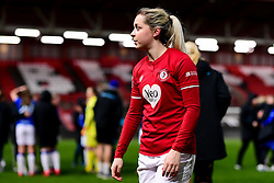 Poppy Pattinson of Bristol City - Mandatory by-line: Ryan Hiscott/JMP - 17/02/2020 - FOOTBALL - Ashton Gate Stadium - Bristol, England - Bristol City Women v Everton Women - Women's FA Cup fifth round
