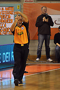 DESCRIZIONE : Udine Lega A2 2010-11 Snaidero Udine Sigma Barcellona<br /> GIOCATORE : Gianfranco Ciaglia<br /> SQUADRA : Arbitri<br /> EVENTO : Campionato Lega A2 2010-2011<br /> GARA : Snaidero Udine vs Sigma Barcellona<br /> DATA : 16/01/2011<br /> CATEGORIA : Arbitri<br /> SPORT : Pallacanestro <br /> AUTORE : Agenzia Ciamillo-Castoria/S.Ferraro<br /> Galleria : Lega Basket A2 2010-2011 <br /> Fotonotizia : Udine Lega A2 2010-11 Snaidero Udine vs Sigma Barcellona<br /> Predefinita :