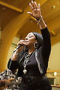 The Trumplettes,Detroit Gospel Church Performances.