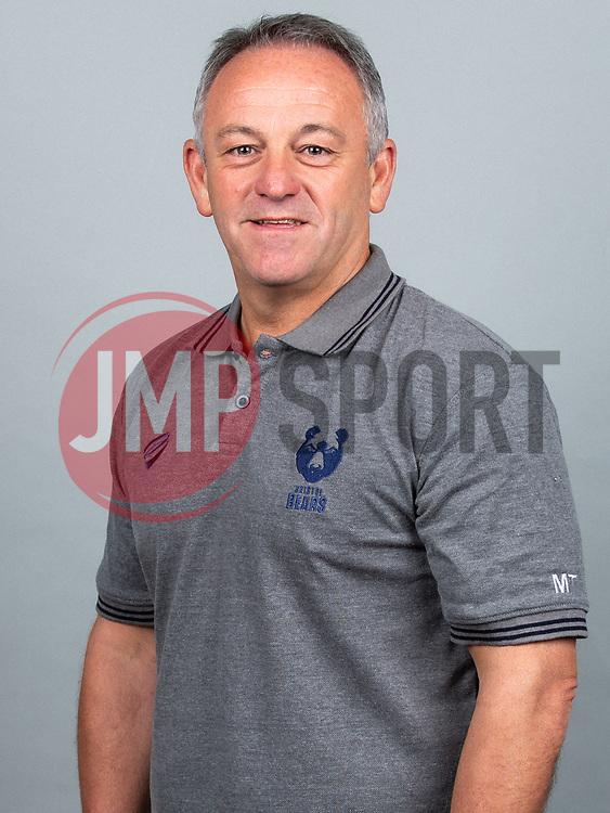 Mark Tainton - Mandatory by-line: Robbie Stephenson/JMP - 01/08/2019 - RUGBY - Clifton Rugby Club - Bristol, England - Bristol Bears Headshots 2019/20
